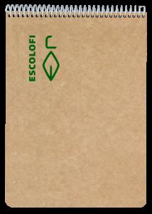 escolofi-reciclado-libreta-a4