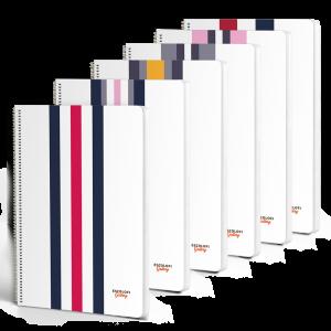 Cuadernos elegantes